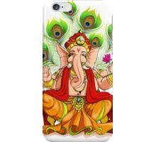 Ganesha India Elephant God iPhone Case/Skin