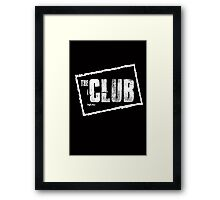 The Club Framed Print
