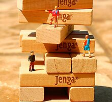 Mount Jenga by Tara Fisher