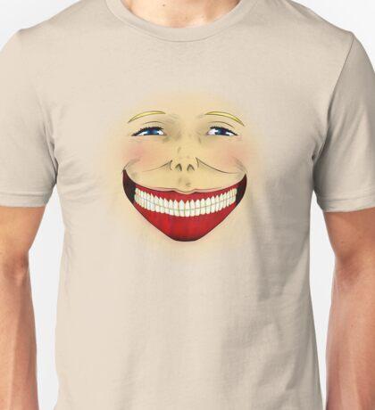 """That """"I'm Gonna Eat You"""" Smile Unisex T-Shirt"""