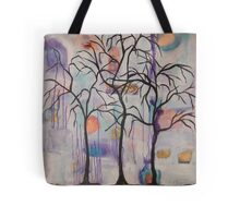 A Feeling of Winter Tote Bag