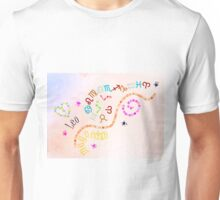 Star sign of the Zodiac - Leo Unisex T-Shirt