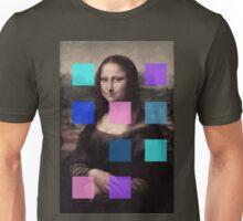 Mona Lisa Modernized Unisex T-Shirt