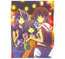 clannad  Poster