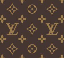 Louis Vuitton Monogram  Sticker