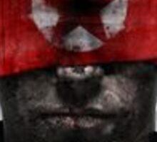 man of war Sticker