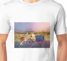 Travels with my Sis - The Hill Towns of France Unisex T-Shirt