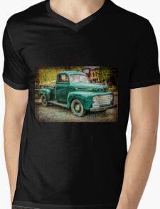 Ford Pickup Mens V-Neck T-Shirt