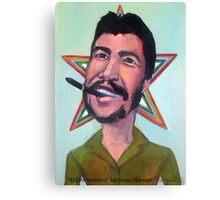 El Che Guevara by Diego Manuel Canvas Print
