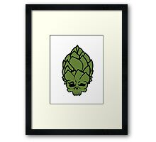 Hop Head Framed Print