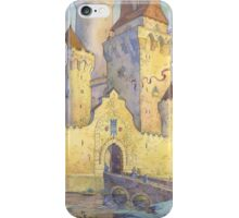 Castle of your dreams iPhone Case/Skin