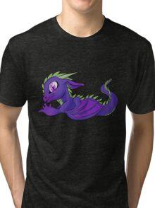 Baby Dragon Tri-blend T-Shirt