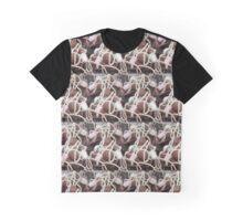 Marshmallow Malteser Cupcake Graphic T-Shirt