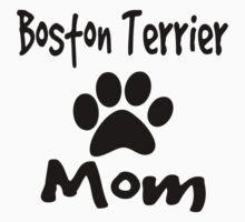 Boston Terrier Mom One Piece - Long Sleeve
