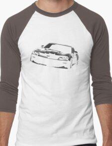 chevrolet camaro ss 2016 Men's Baseball ¾ T-Shirt