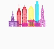 Philadelphia skyline pop Unisex T-Shirt