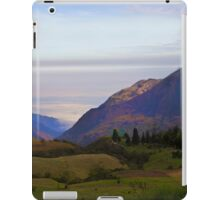 High Up In The Andes iPad Case/Skin