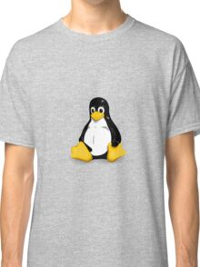 Tux the Linux Penguin - Acceptable Resolution Classic T-Shirt