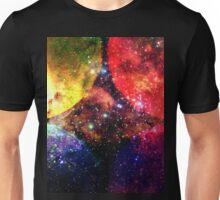 Four Suns Vibrant || Future Life Fashion || Fractal Art Unisex T-Shirt