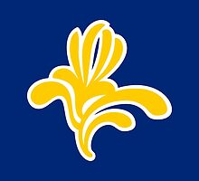 Flag of Brussels  by abbeyz71