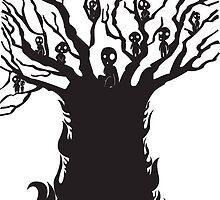 Princess Mononoke - Spirits Home by ImperialDesigns