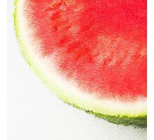 Watermelon freshness Photographic Print