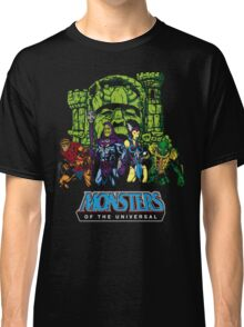 Monsters of the Universal Classic T-Shirt