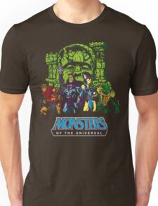 Monsters of the Universal Unisex T-Shirt