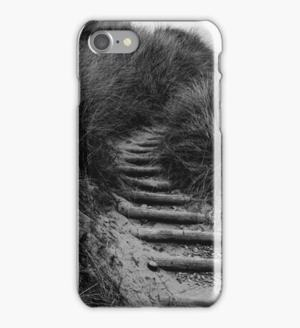 Dune Steps iPhone Case/Skin
