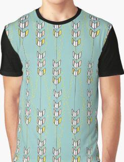 Freshtatic Chevron Arrows Illustration Pattern Graphic T-Shirt
