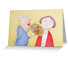 I Know You Still Love Me Greeting Card