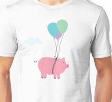 When Pigs Can Fly Unisex T-Shirt