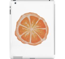 Orange you glad I didn't say Banana  iPad Case/Skin