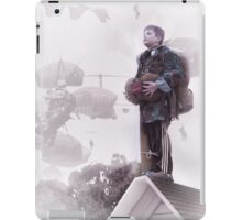 Airborne- One day I will fly iPad Case/Skin