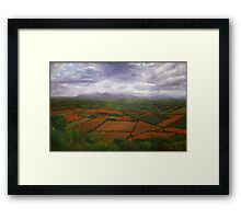 Kingdom of Mourne Framed Print