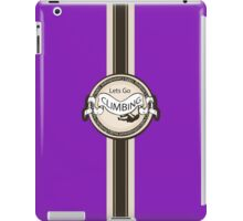 LetsGoClimbing.....Retro iPad Case/Skin