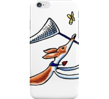Ibizan Hound Butterflies iPhone Case/Skin