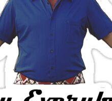 """Caddyshack - Rodney Dangerfield Al Czervik """"Laid"""" Sticker"""