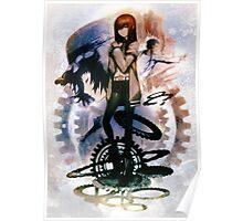 Steins;Gate Akihabara Poster