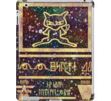 Ancient MEW iPad Case/Skin