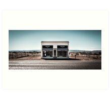 Prada, Marfa, TX Art Print