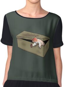 Mississippi Squirrel Revival Chiffon Top