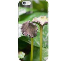 Rugged Flower iPhone Case/Skin