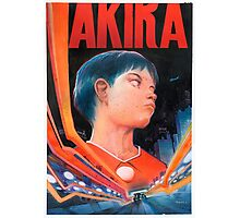 The Real Akira  Photographic Print