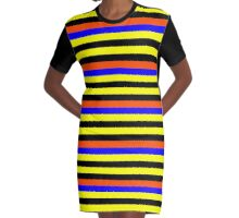 AFTER HOURS Graphic T-Shirt Dress