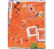 a diary page iPad Case/Skin