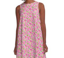 Lilly Pulitzer Print - First Impression A-Line Dress