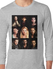 OUAT Posters Tee Long Sleeve T-Shirt