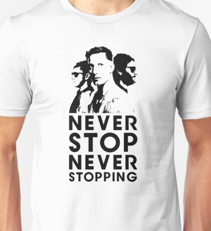 Popstar - Never Stop Never Stopping Version Two Unisex T-Shirt