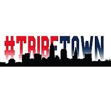 #TribeTown - Cleveland Indians Photographic Print